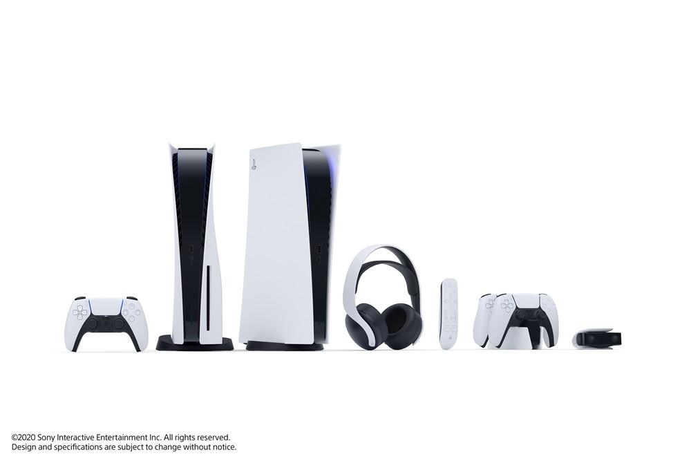 PS5 港版售价3980/3180港币11月19日发售,9月18日开启预订