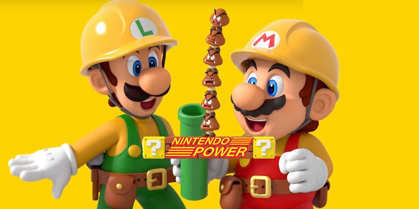 等不及要来聊聊《超级马力欧创作家2》|《Nintendo Power》播客Ep.18