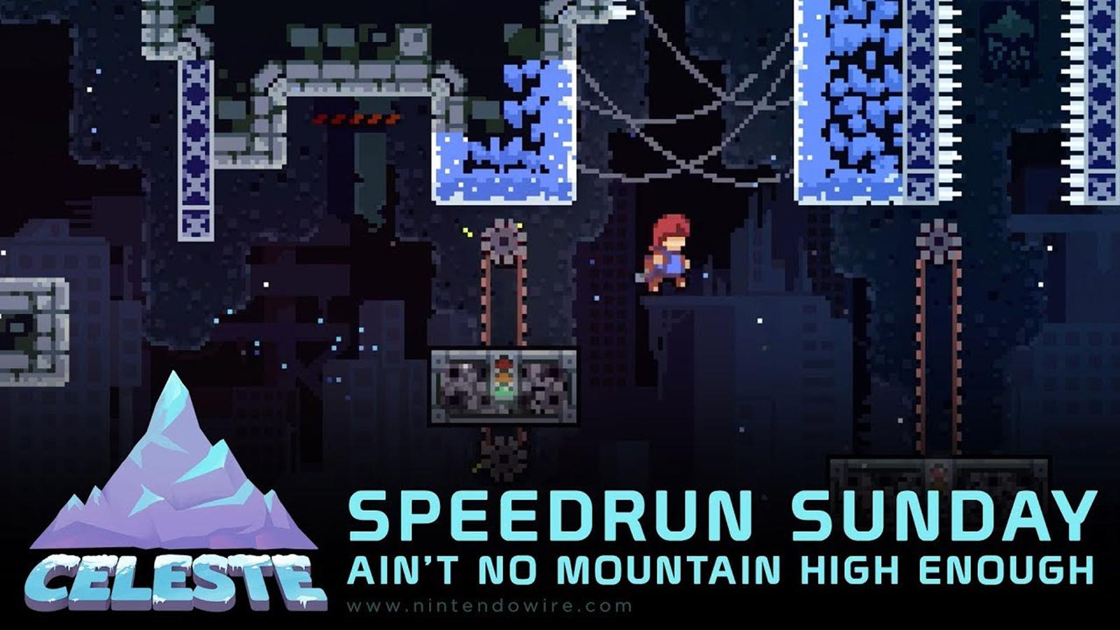 半小時速通《Celeste》,您真的是在爬山麼?