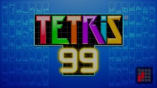 普通玩家的俄罗斯吃鸡《Tetris 99》之路