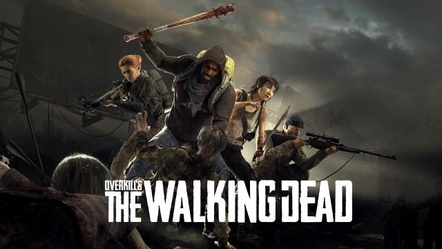 合作打枪又有得玩了!《Overkill's Walking Dead》宣布发售日