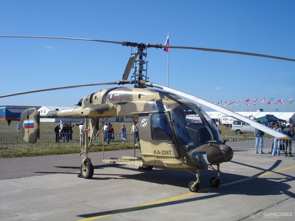 卡-226,卡-26的现代化继承者