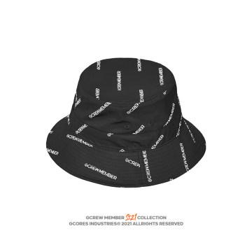 点赞+分享,分别抽送2个「Crewmember满印渔夫帽(灰)」
