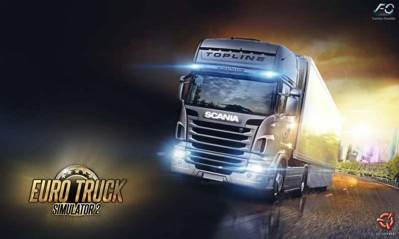 前往伊比利亚半岛 :《欧洲卡车模拟2》宣布全新DLC