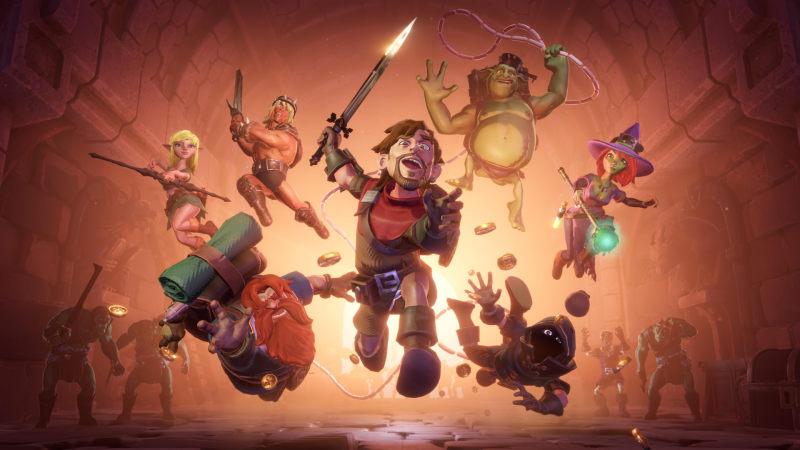 TRPG《纳赫鲁博王国地下城:混沌护符》于9月17日登陆PC/Mac