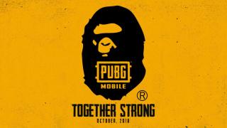 《PUBG Mobile》宣布与BAPE联动,有迷彩平底锅能吃鸡吗?