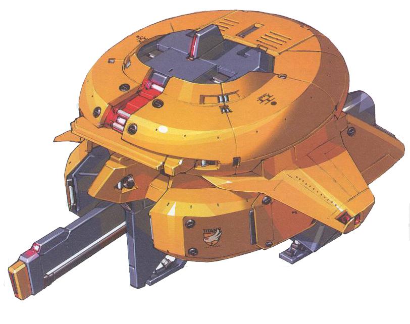 变形为MA形态时,圆弧外形的装甲包裹机体一圈形成完整的圆盘外形。而腿部两侧则设计了额外装甲结构用于在MA形态包裹折叠的腿部结构。出于大气层内升力与气动控制的考虑,MA形态两侧增加了一对巨大的机翼结构。