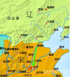 辽军南侵和澶州之战