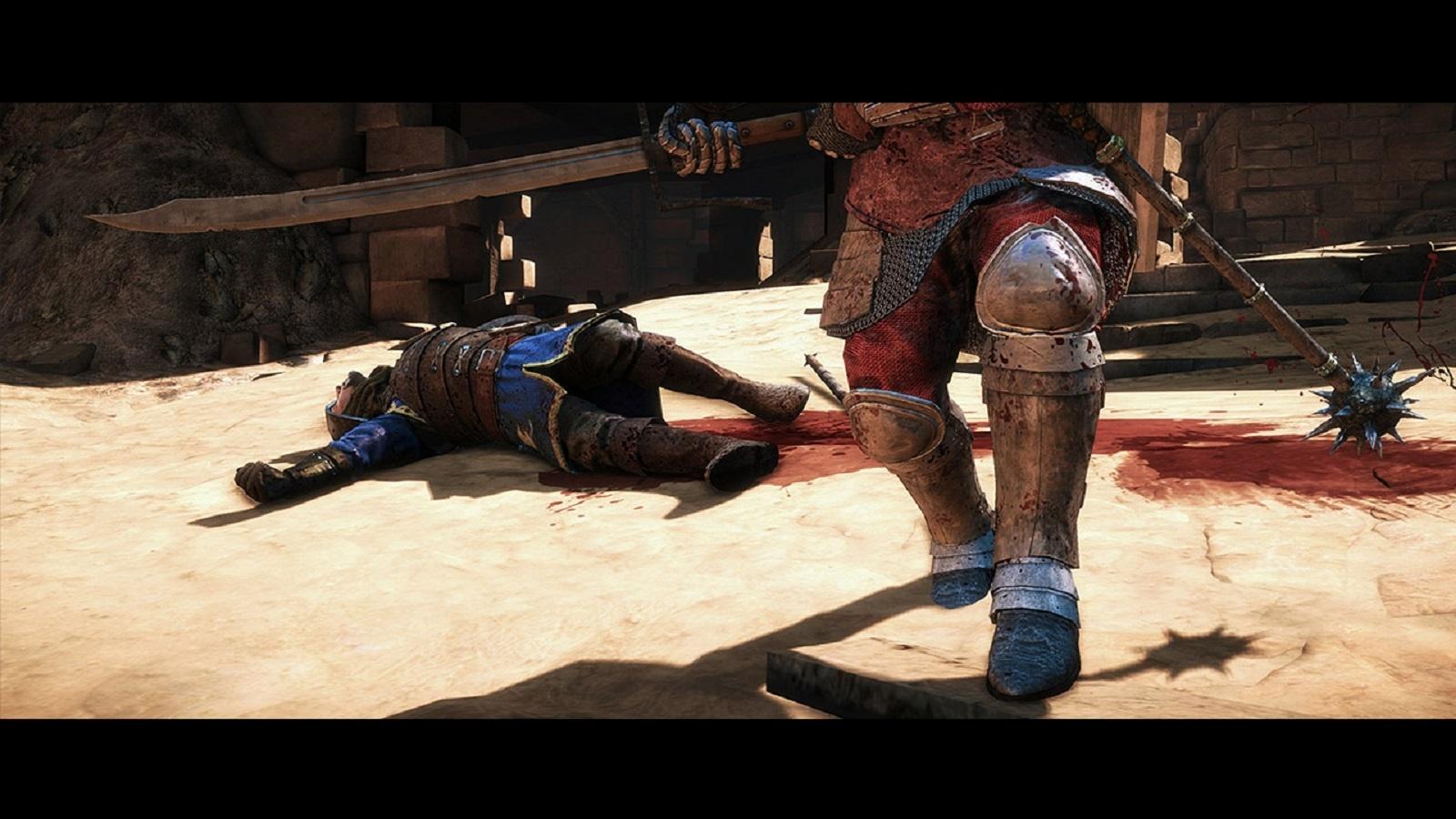 《騎士:中世紀戰爭》:拎起戰錘奔前方