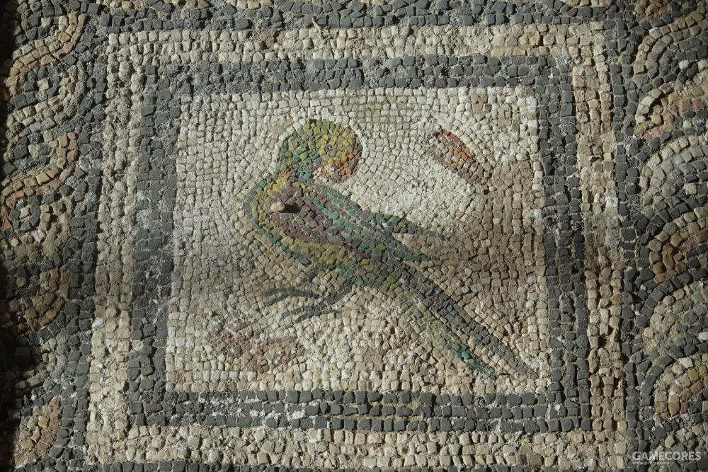 古代马赛克画