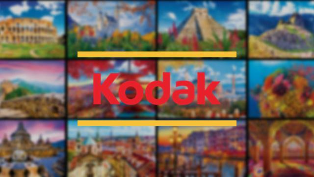 柯达推出全世界最大的拼图游戏,共有51300块