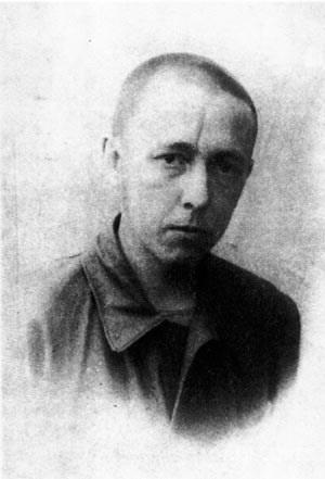 索尔仁尼琴,拍摄于第一次被捕,劳改营狱中