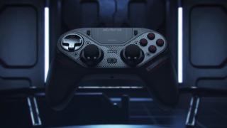 高端PS4自定义手柄Astro C40 TR公布,明年初发售