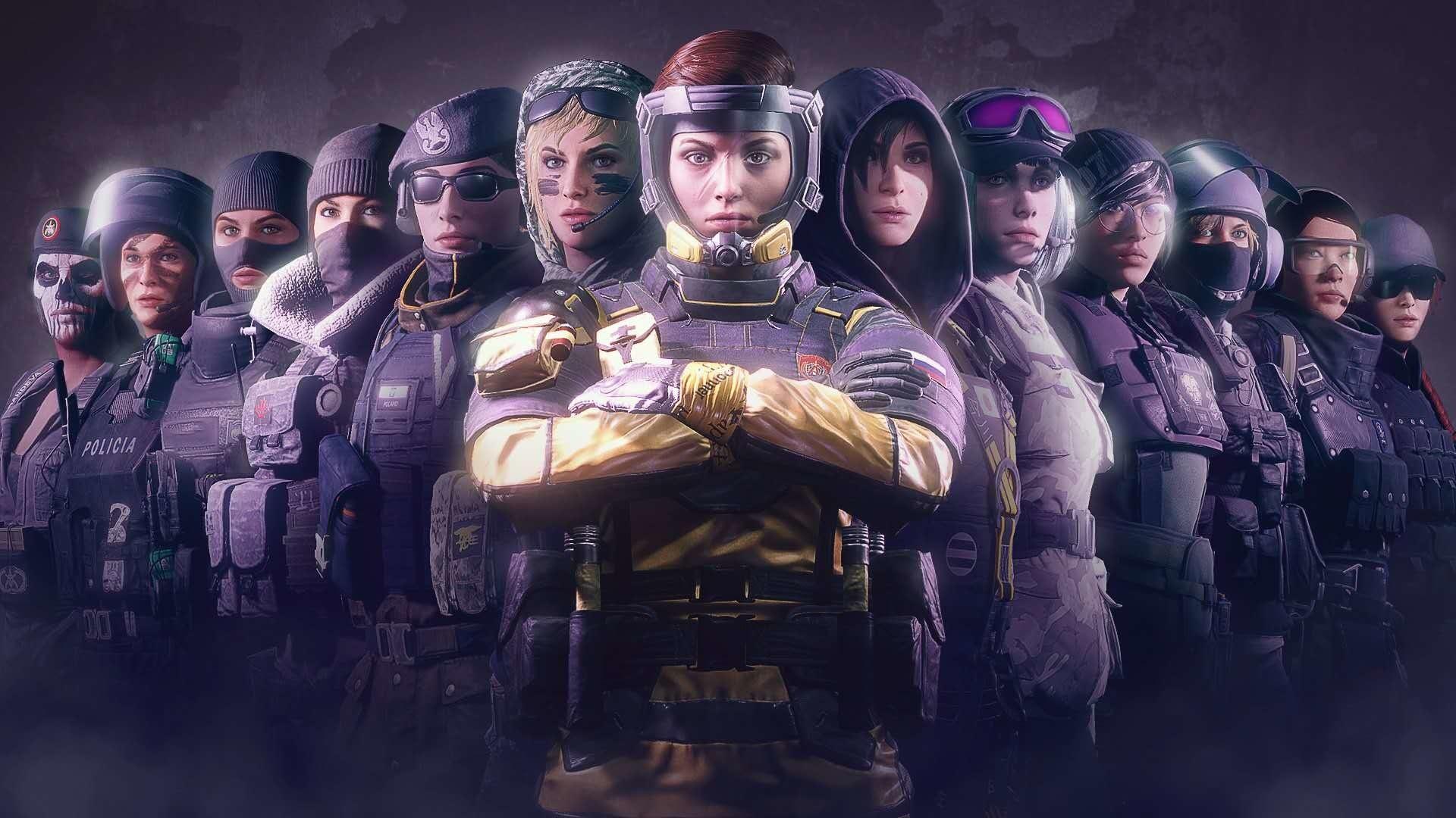 現在的《彩虹六號:圍攻》,是否需要加入團隊死鬥(TDM)模式?