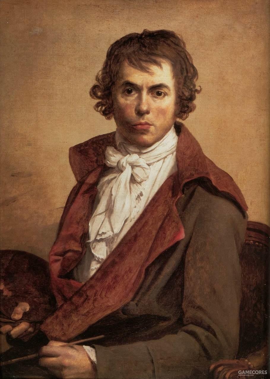 雅克·路易·达维特 1748-1825