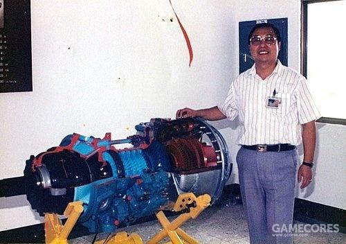 莱康明T53系列可作为直升机的涡轴发动机或轻型飞机的涡桨发动机,图为T53-1-701A