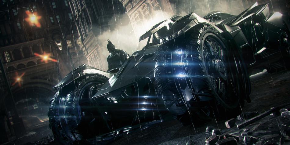 蝙蝠俠:阿甘騎士 最新畫面