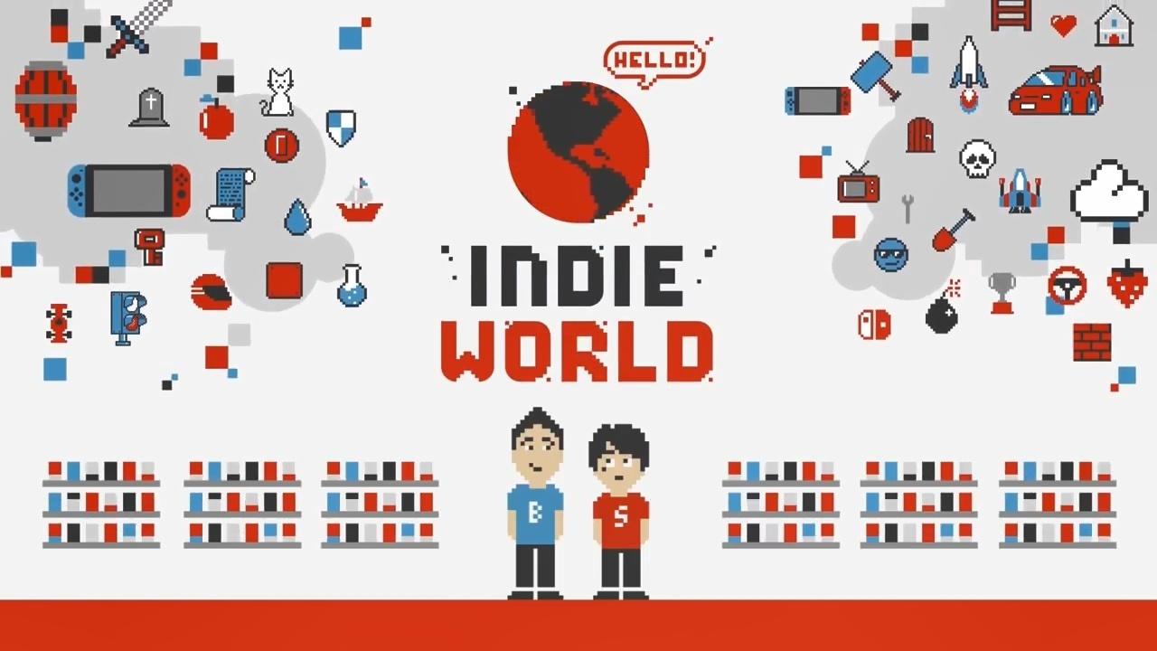 任天堂《獨立世界》第二期放出,安利了一大堆有趣遊戲