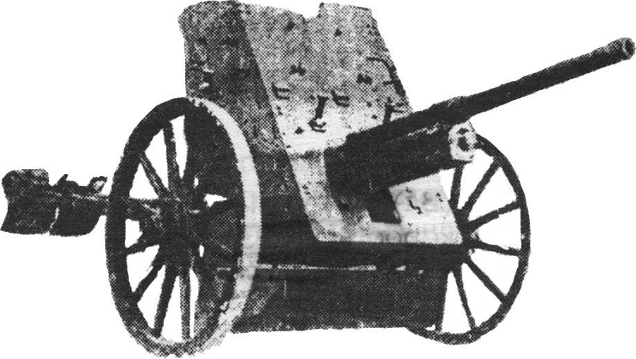 苏联1930式37mm反坦克炮