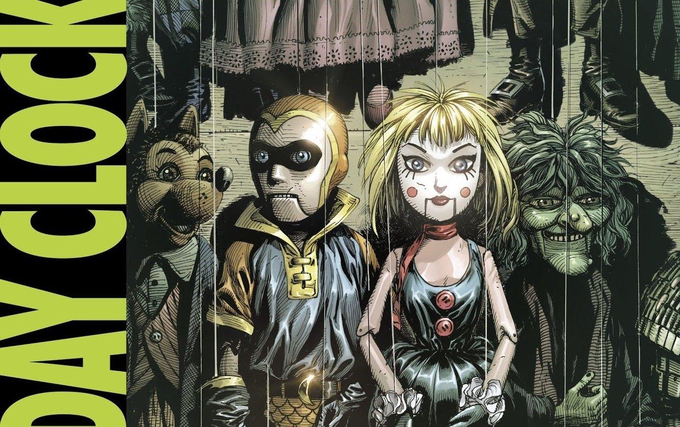 《末日钟声#6》:提线木偶与哑剧的起源故事