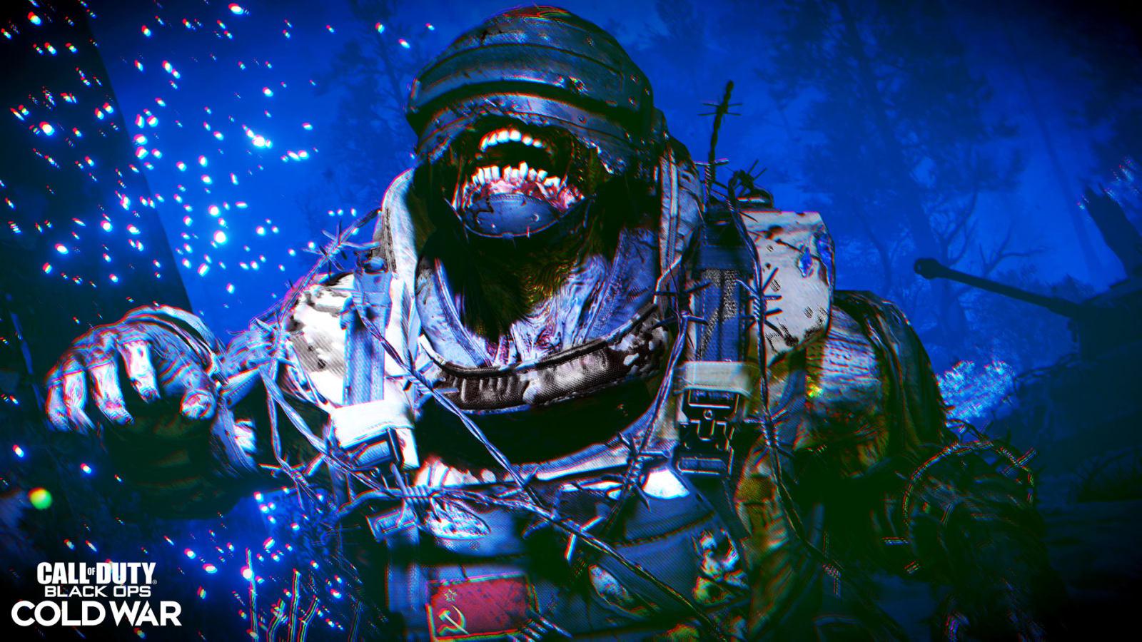 准备打僵尸!《使命召唤:黑色行动 冷战》僵尸模式正式公布