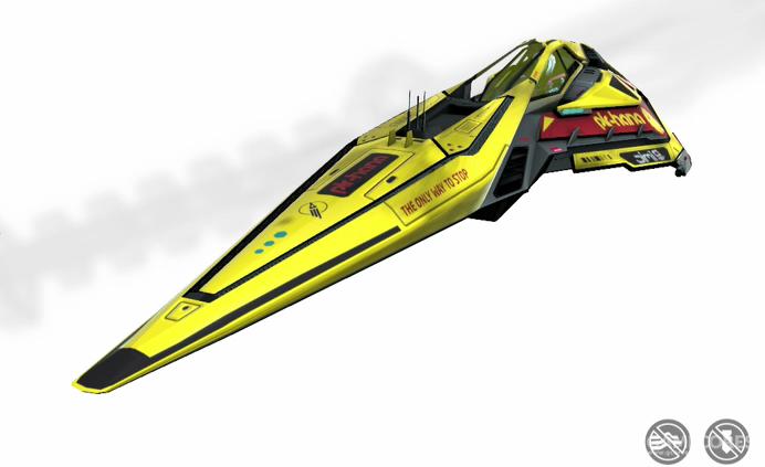 Piranha Speed