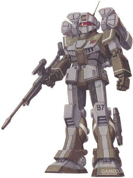 作为为精锐驾驶员和精锐部队设计的MS,该型MS的武装配备相当多样化。如装备于Shimoda小队的RGM-79SC就装备有四个双联装导弹发射器。