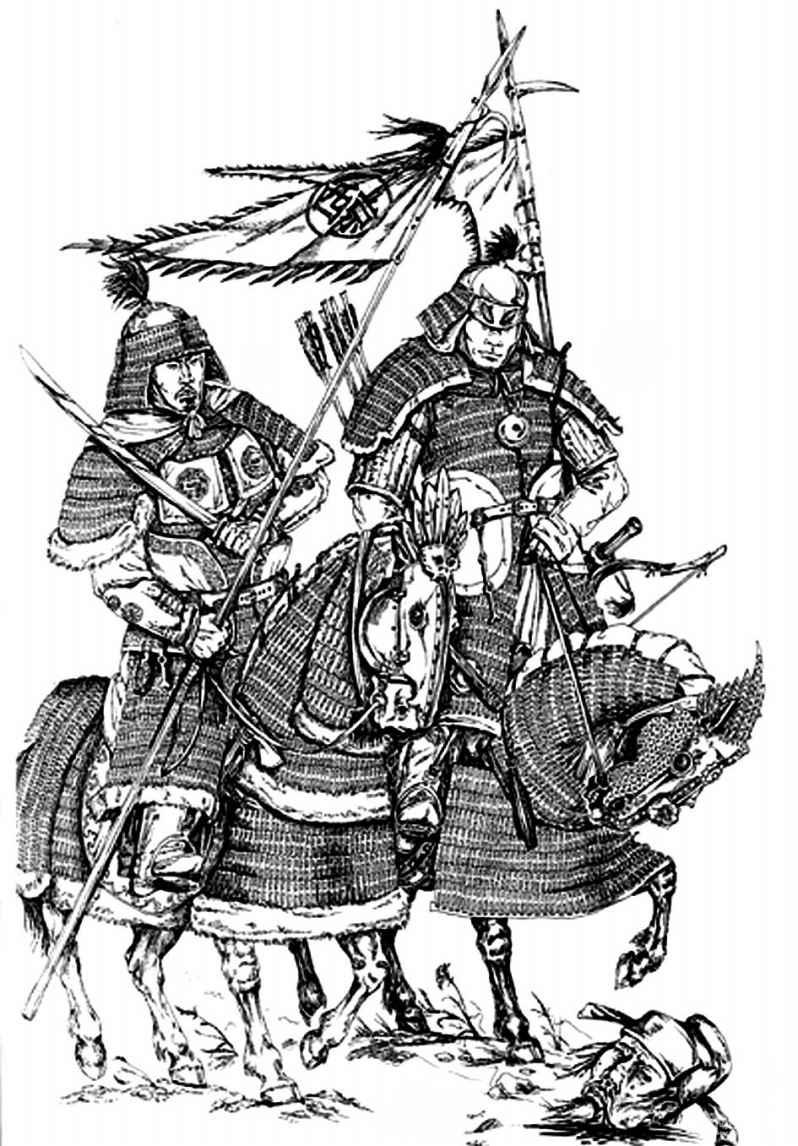 北宋西军甲胄骑兵,虽然装备不少,但是在缺乏训练的情况下很难发挥得力