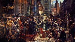 《五·三宪法》——正说波兰史(四十二)