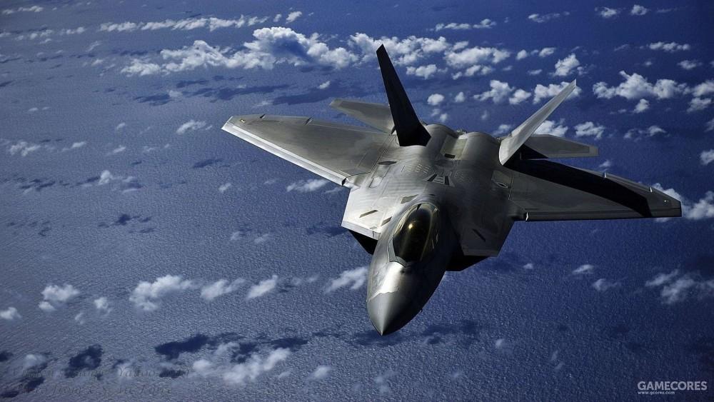 原型之一,F-22