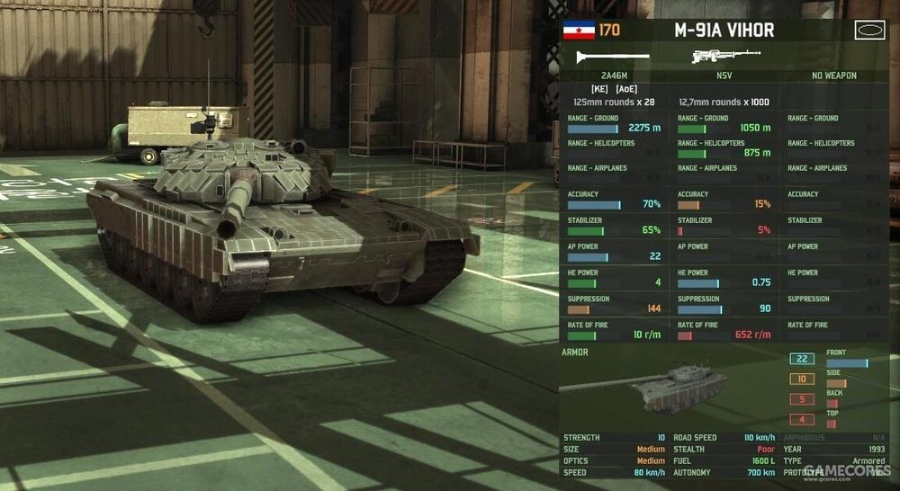 图纸车M-91A