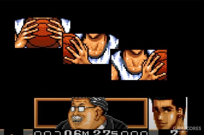 游戏用分镜复刻了仙道的经典招数