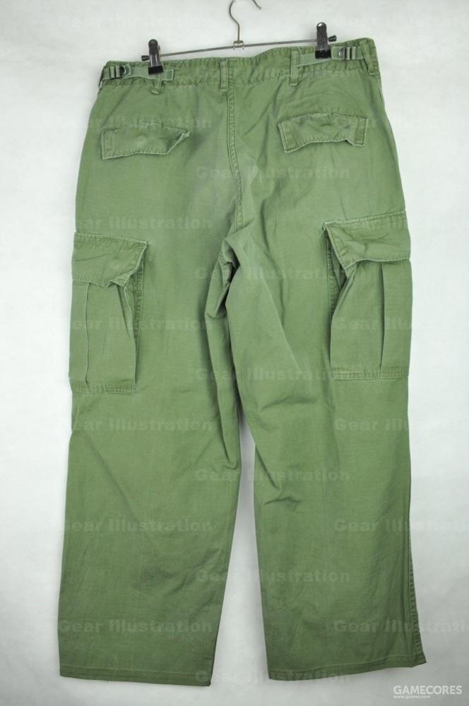 防刮布版三代TCU裤子