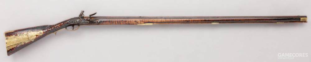 """""""美国第一狙击手""""——蒂莫西·墨菲的燧发枪"""