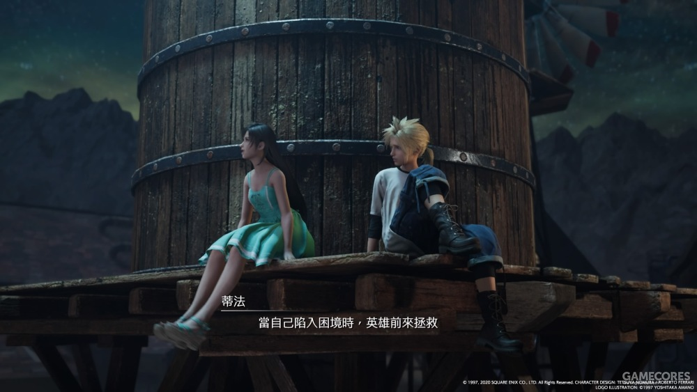 男生想要当英雄,女生希望他做她的白马王子,美好的约定