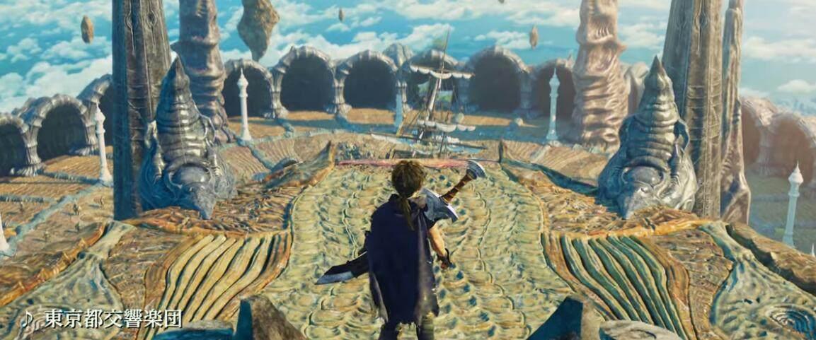 3D动画电影《勇者斗恶龙:你的故事》新预告公开: