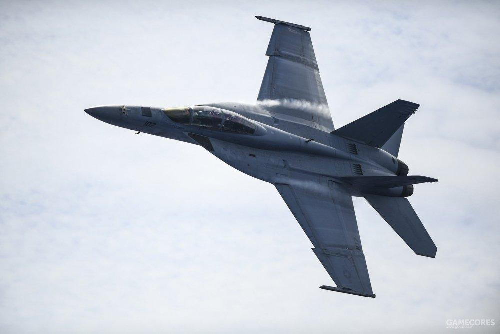 原型之三,F/A-18
