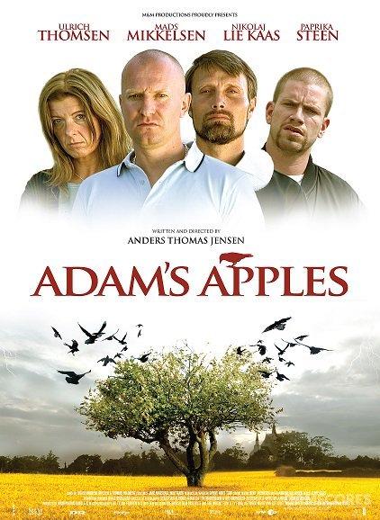 2.《亚当的苹果》(Adam's Apples)