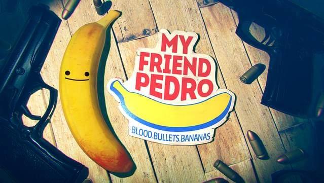 《我的朋友佩德罗》NS实体版定于11月12日发售