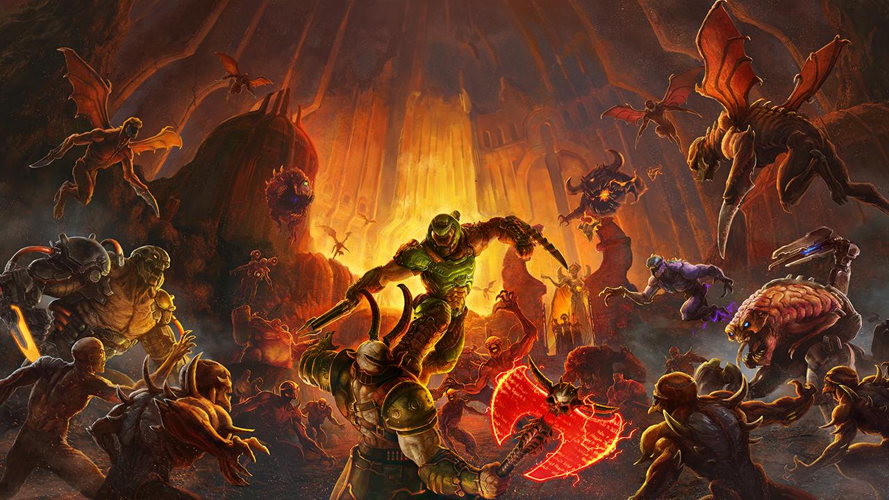 一個後來者眼中的新《Doom》