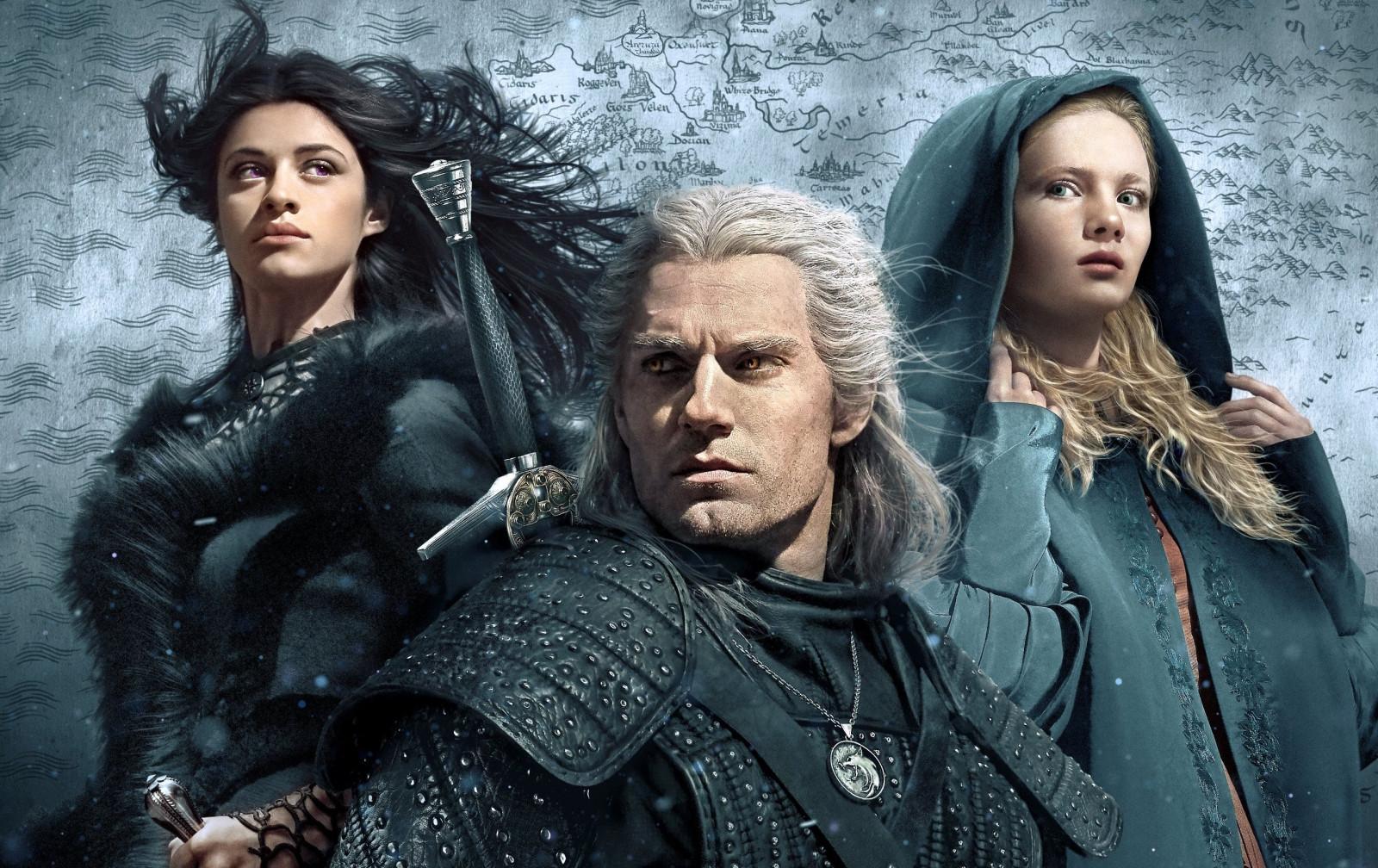 Netflix官方公布《猎魔人》第一季故事时间线