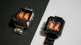 身为复古青年的你可能需要这块辉光管手表