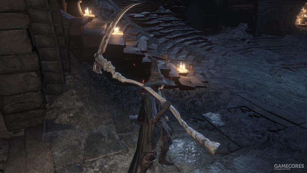 洛斯里克的镰刀