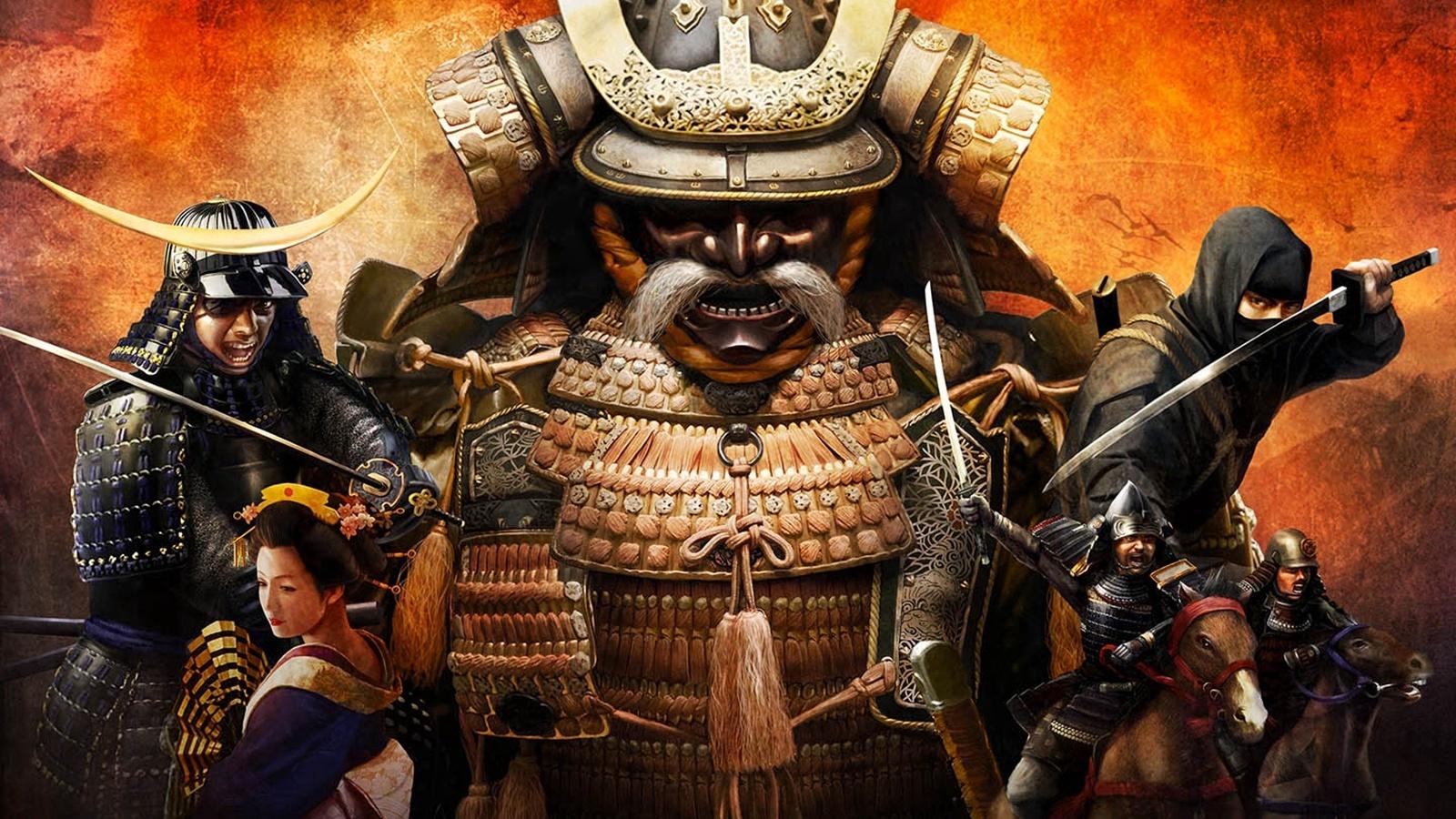 《全面戰爭 幕府將軍2》:日本歷史小百科