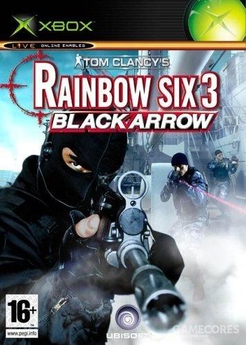 Xbox独占扩展包《彩虹六号3: 黑箭》(2004)