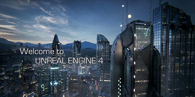 Unreal Engine 4 ������������