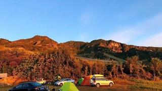 听了《去露营》电台,离开帝都之前,我们去露营