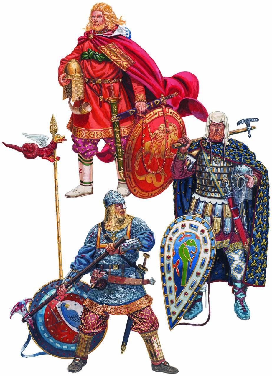 11世纪拜占庭的瓦兰吉卫队