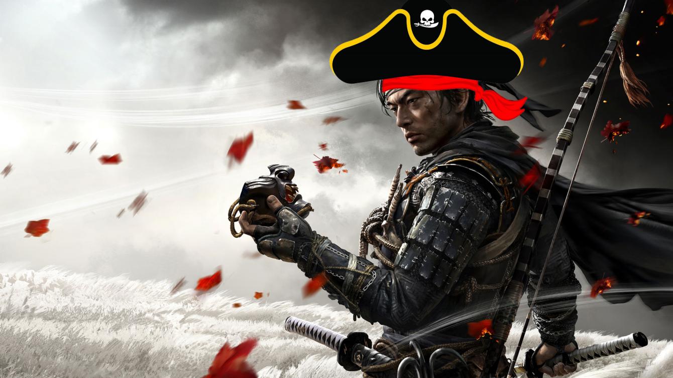 对马岛的海盗?《对马岛之魂》差点做成一个海盗游戏