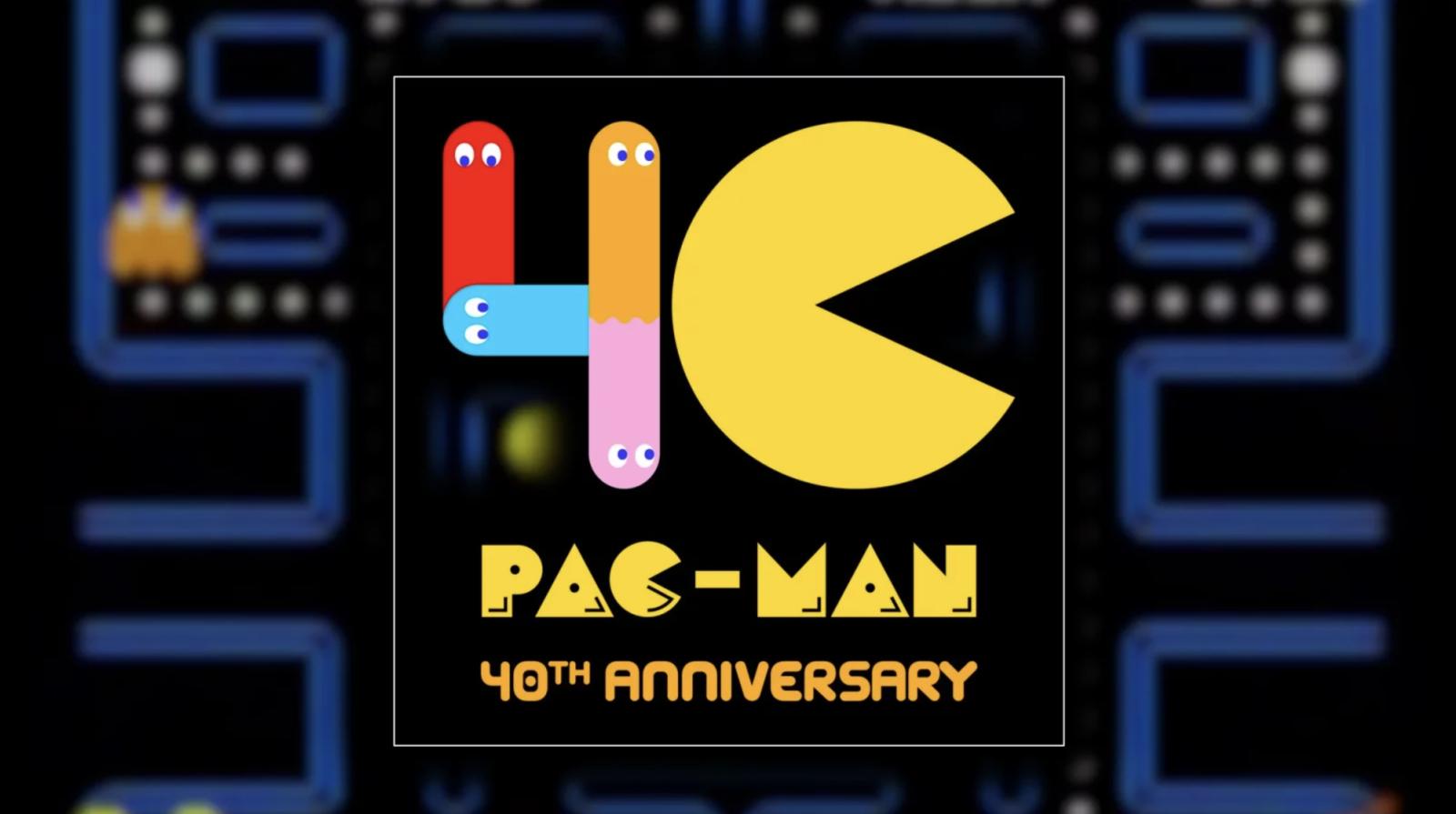 5月22日,今天是《吃豆人》诞生40周年